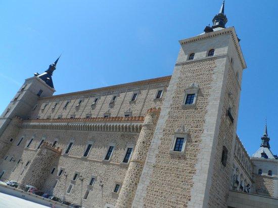 Alcazar - Museo del Ejercito: Alcazar de Toledo