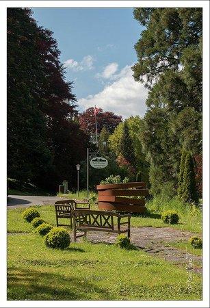 Hotel Schloss Ragaz: le parc