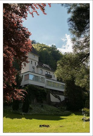 Hotel Schloss Ragaz: Bâtiment principal