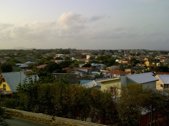 Sunda Ville Appartementen: View from terrace