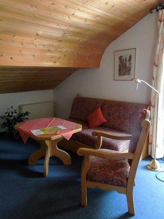 Kurhotel am Wiesenhang Garni: номер 23