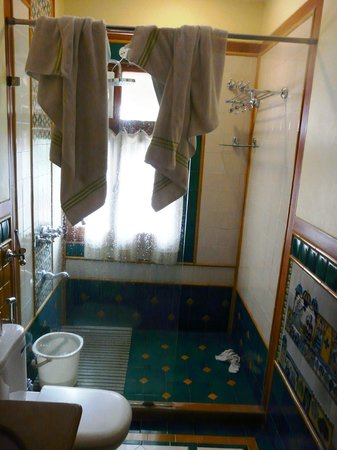 Pearl Palace Heritage - The Boutique Guesthouse : Bathroom