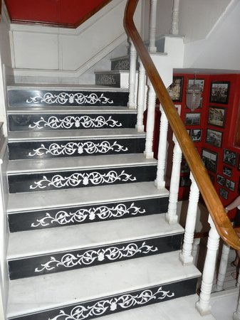 Pearl Palace Heritage - The Boutique Guesthouse : Steps