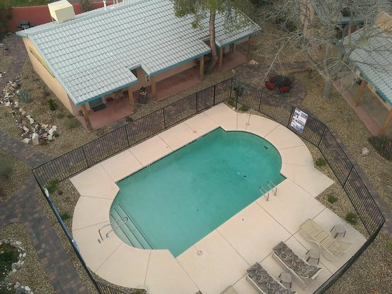 My Place Suites: Year around swimming pool