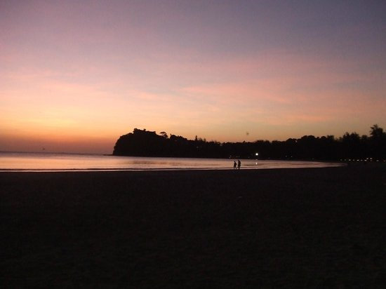 Golden Bay Cottages : Beautiful sunsets