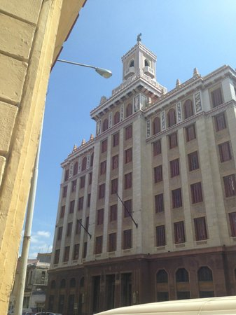 Bacardi building front view