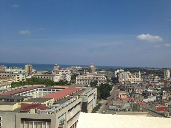 Bacardi Building : View of Havana from the tower
