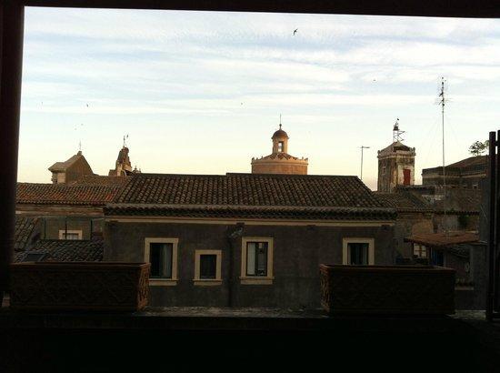 Hotel Royal: panorama dalla camera