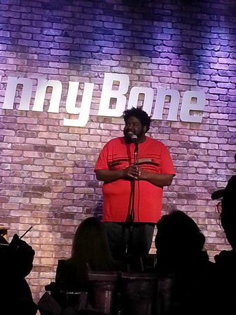 Siracusa, Estado de Nueva York: Ron Funches at the Funny Bone