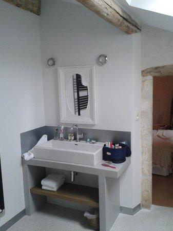 La Maison d'Ulysse : Salle d'eau