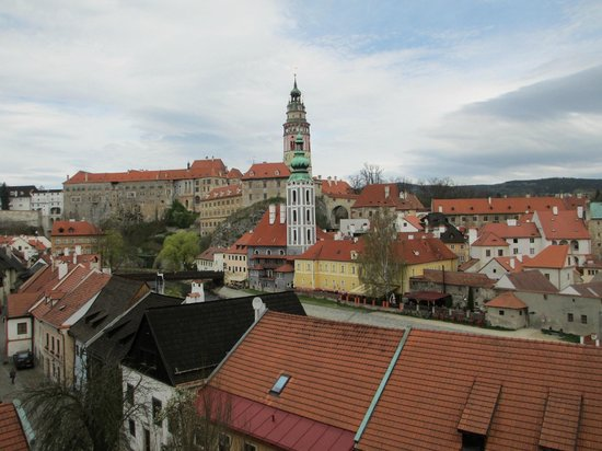 Historic Center of Cesky Krumlov : cesky krumlov
