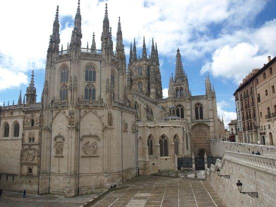 Entrada - Picture of Catedral de Burgos, Burgos - TripAdvisor