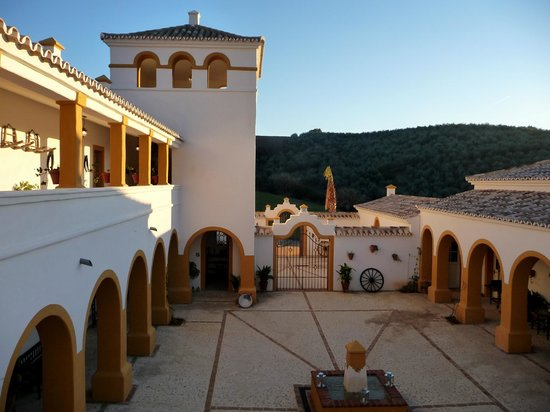 Hacienda la Morena: Hotel Exterior