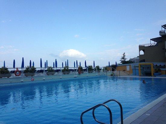 BEST WESTERN Hotel La Solara: A bit chilly but still spotlessly clean