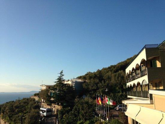 Best Western Hotel La Solara Sorrento: Front of hotel