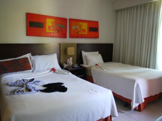 "Tropical Princess Beach Resort & Spa: la chambre ""double"""