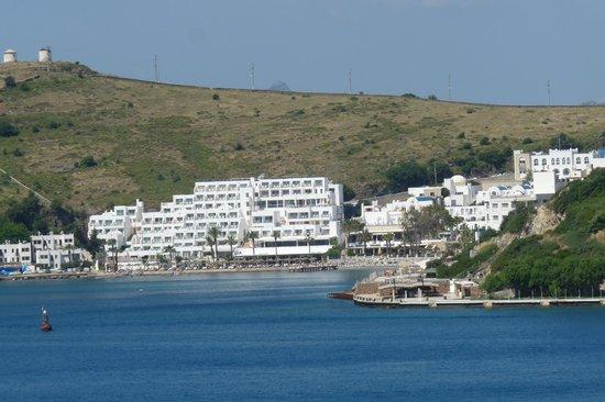 Castle of St. Peter : Hotels aan de kust