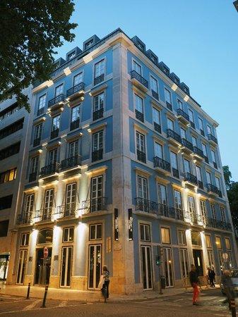 Heritage Avenida Liberdade: Convenient location - exterior