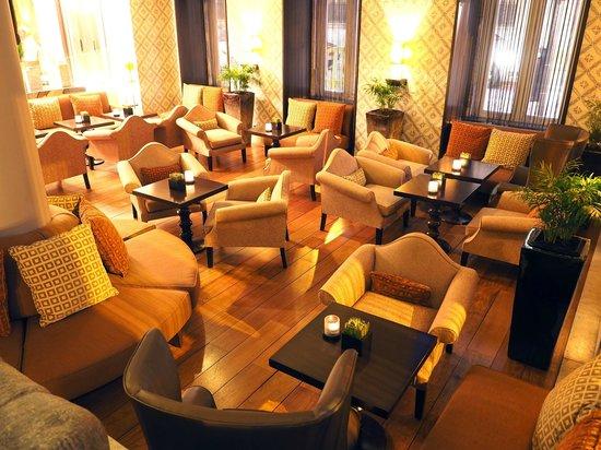 Heritage Avenida Liberdade : Hotel lobby