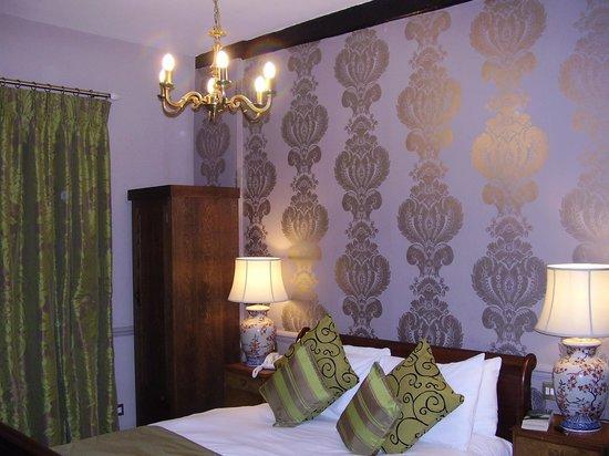 The Saracens Head Hotel: Room No. 4