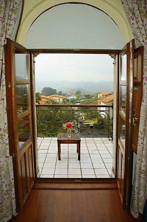 Quinta de Villanueva: desde la habitación
