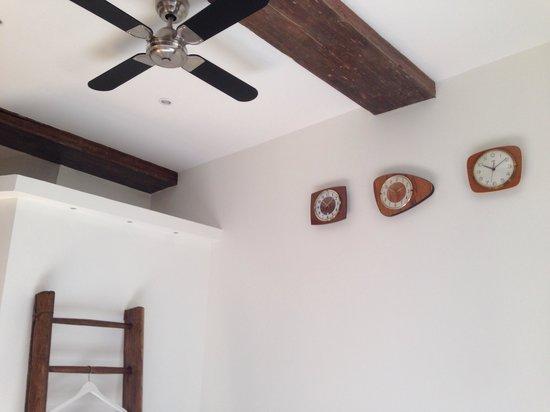 Le Boulevardier : Ventilateur en cas de grosses chaleurs