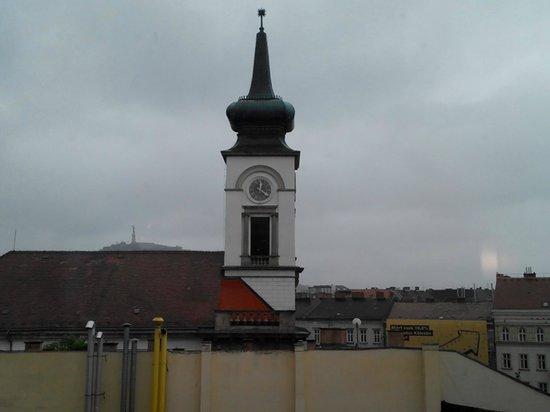 Ibis Budapest Centrum : campanile