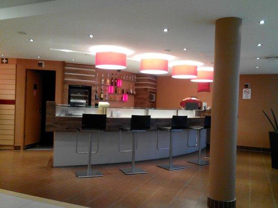 Ibis Budapest Centrum : reception