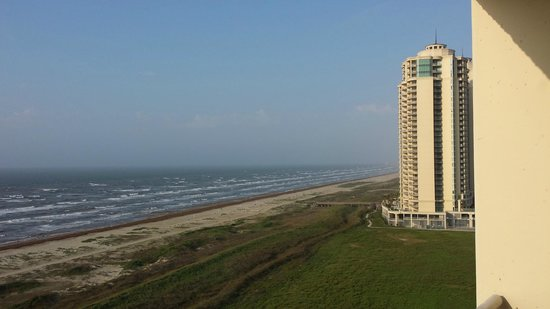 The Galvestonian: Looking west back toward Stewart Beach