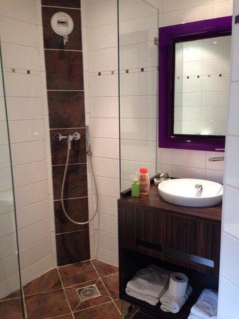 Hotel Le Mistral : Bagno