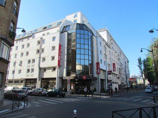 Hotel Ibis Paris Maine