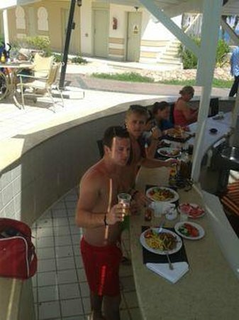 Concorde El Salam Front Hotel: Chef made the best lunches xxx