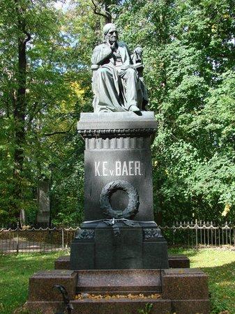 Monument to Karl Ernst Von Baer