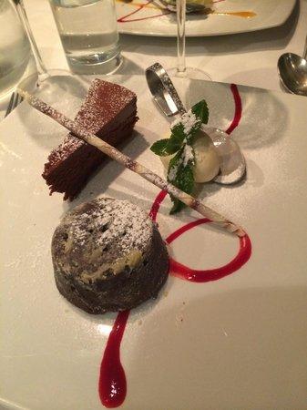 Whits: Chocolate feast