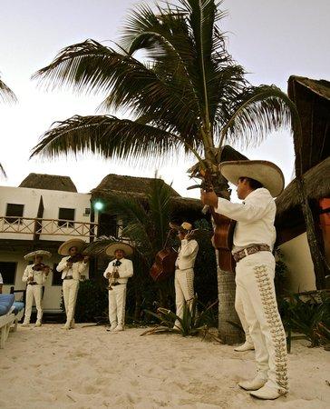 Al Cielo Hotel: Sweet Music