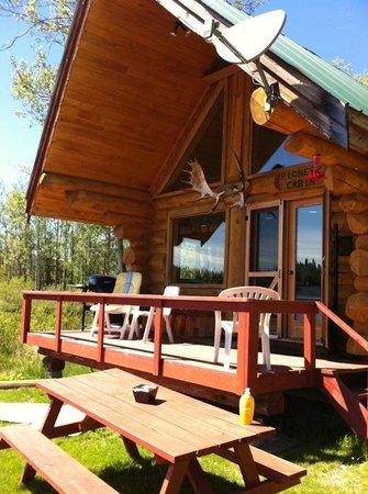 Nimpo Lake Resort: Pioneer Cabin