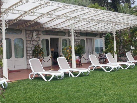 Hotel Villa Florida: Camera