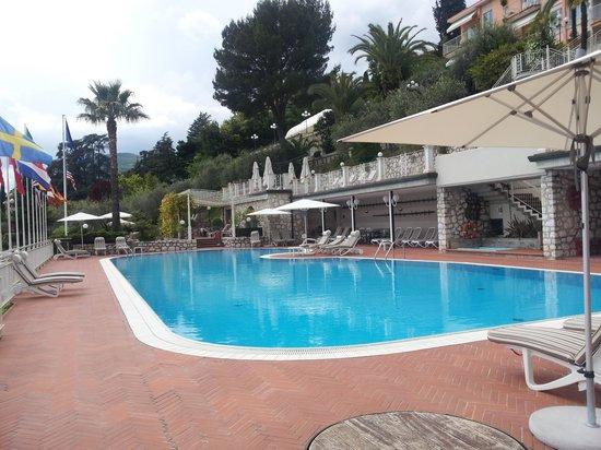 Hotel Villa Florida: Piscina