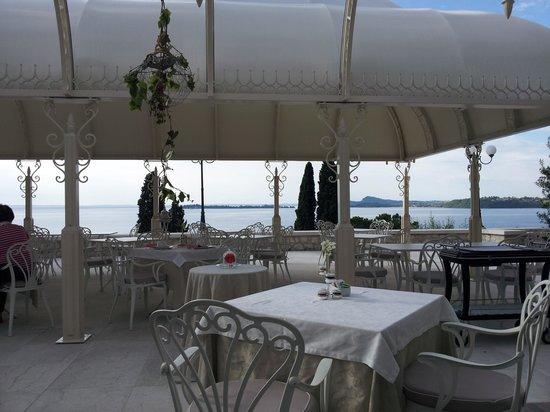 Hotel Villa Florida: Terrazza colazione