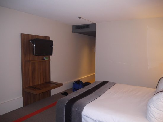 Holiday Inn Eindhoven: Rummet