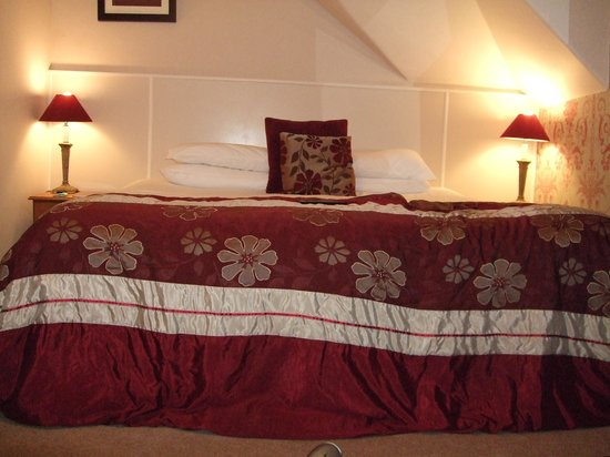 Eastbourne Guest House: king size bed