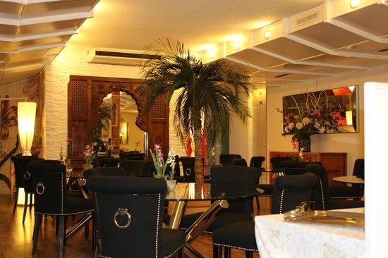Hotel Les Arcades: dej