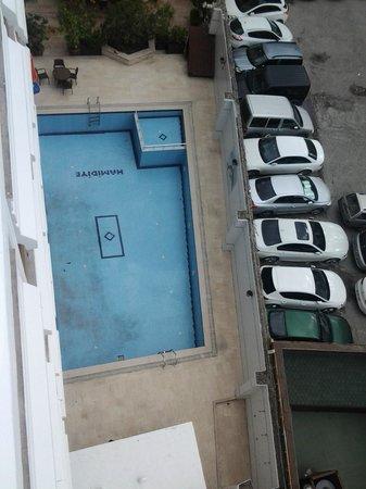 Hotel Hamidiye: poolarea