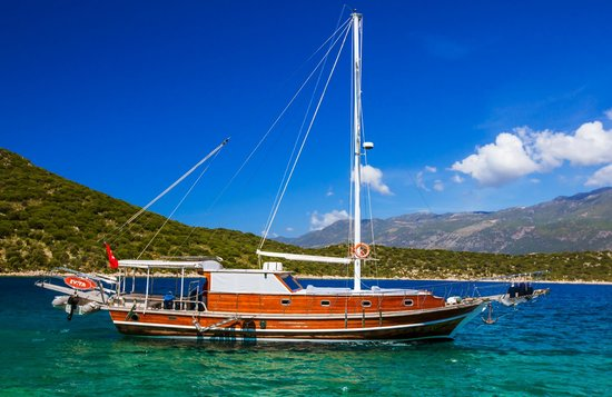 Boat Trips by Captain Ergun : Our New Boat