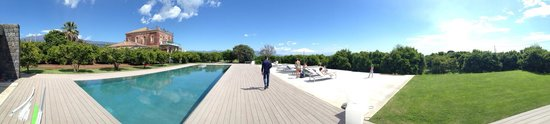 Zash Country Boutique Hotel: Panoramica