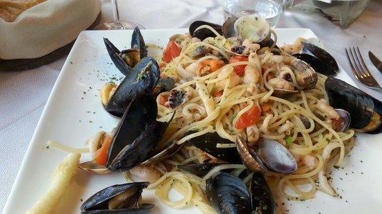 Sapore di Mare: Spaghetti da (a) mare