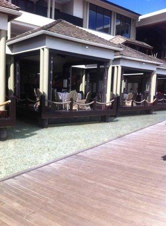 InterContinental Mauritius Resort Balaclava Fort : restaurant SENSO
