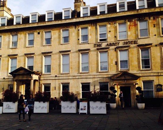 The Abbey Hotel : Outside hotel