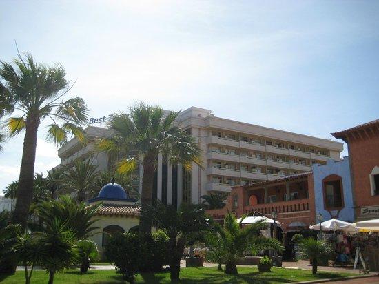 Hotel Best Tenerife: мой отель