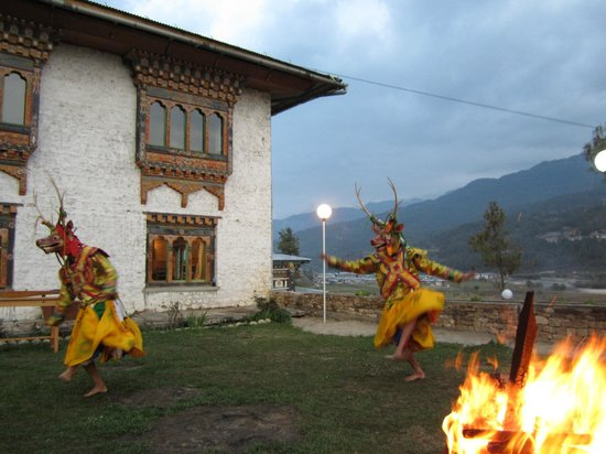 Traditional Dance Show